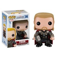 Funko POP Marvel Bobble Thor Movie 2 Action Figure