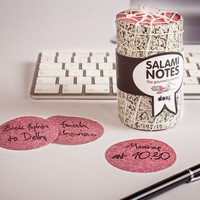 Salami Notes at Firebox.com
