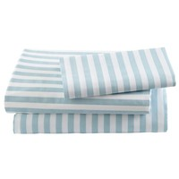 Blue Stripe Sheet Set (Twin)
