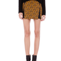 BAROQUE SKIRT WITH PLEATS - SKIRTS - WOMAN - PULL&BEAR United Kingdom