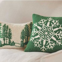 Winter Motif Pillows - VivaTerra