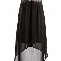 The Milan Evening High Low Dress