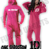1D,One Direction, Onesuit, Jumpsuit, Pyjamas, Loungers, Nightwear, All in One