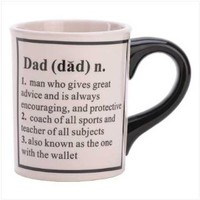 Dad Definition Fathers Day 20 Oz Tea Coffee Mug Cup