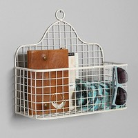 Plum & Bow Wall Basket - Urban Outfitters
