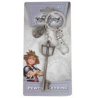 Disney Kingdom Soras Keyblade Keyring