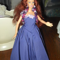 Handmade Outfit for Barbie Doll    FREE DELIVERY UK   nannycheryl original-1037