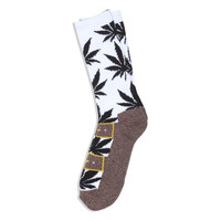 HUF - RECREATIONAL CREW SOCK // HEATHER BROWN