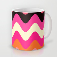 Melting Ice Cream #4 Mug by Ornaart