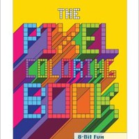 The Pixel Coloring Book Paperback – January 1, 2013 by Knock Knock (Author)