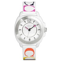 COACH Boyfriend Silicon Rubber Strap Watch at Von Maur