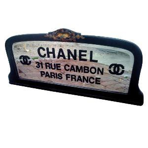 Penny Long - CHANEL - Chanel Mirror - 1stdibs