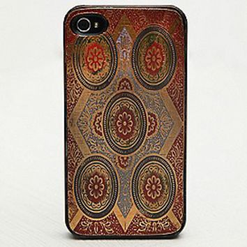 Free People Womens Engraved iPhone 4/5 Case -