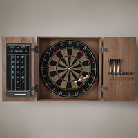 Tournament Dartboard Set