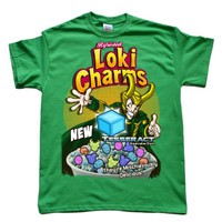 Stooble Men's Loki Charms T-Shirt