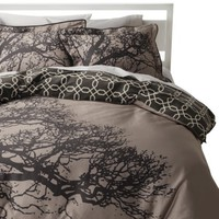 Room 365™ Tree Silhouette Reversible Duvet Cover Set