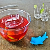 Shark Ice Cube Tray