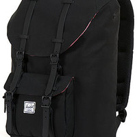 The Little America Weather Pack Backpack in Black