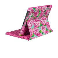 Keyboard Case For iPad - Lilly Pulitzer