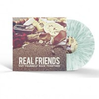 Glamour Kills Clothing - Real Friends - Put Yourself Back Together 12""