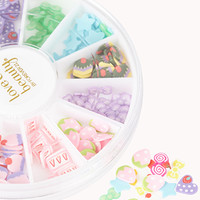 Sweet Nail Art Kit