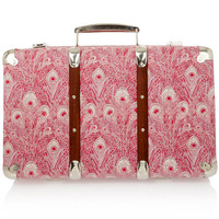 Hera Liberty Print Miniature Suitcase. Shop more Liberty Print Suitcases at Liberty.co.uk