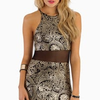 Web Of Intrigue Dress - TOBI