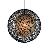 Hive C-U C-ME Round Lamp, Modern and contemporary suspension lamps at SWITCHmodern.com