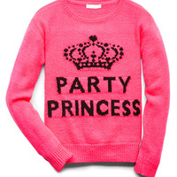 Party Princess Sweater (Kids)