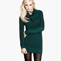 Turtleneck Sweater - from H&M
