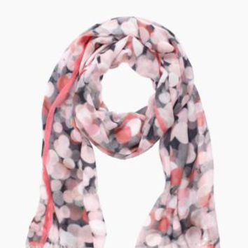 festive bubbles scarf - kate spade new york