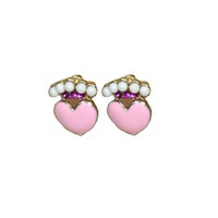 Queen Of Hearts Earrings | Style Icon`s Closet