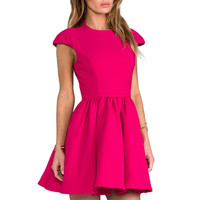 Cameo x REVOLVE Mountain Dew Dress in Raspberry