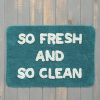 So Fresh So Clean Bath Mat - Urban Outfitters