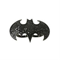 nOir Jewelry - Rings - Bat Girl Dome