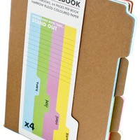 Tab Notebook (by Suck UK)