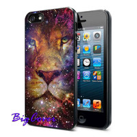 Lion Nebula - iPhone Case - iPhone 4 iPhone 4s - iphone 5 - Samsung S3 - Samsung S4