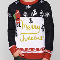 Tipsy Elves Santa Holiday Sweater - Urban Outfitters