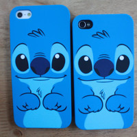 SALE30-70%OFF: Very Cute Stitch from Lilo and Stitch iPhone 4 and iPhone 5 protective cases