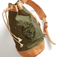 Olive Todd Snyder + Superior Labor Cinched Duffle Bag