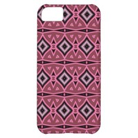 Modern art pattern iPhone 5C case