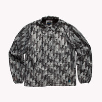 Kidrobot x McBess Wood Panel Coaches Jacket | Kidrobot