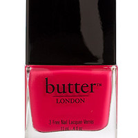 butter LONDON 3 Free Nail Lacquer - Snog