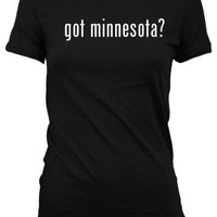 got minnesota L.A.T Misses Cut Women's T-Shirt