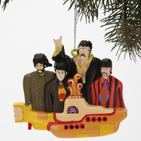 Beatles Submarine Ornament - Urban Outfitters