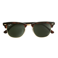 RAY-BAN® CLUBMASTER® SUNGLASSES