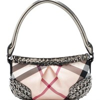 Burberry LU Mini Stars Check Shoulder Bag, 8/10 Condition - Under $499 ft. Marc Jacobs, YSL, Furla And Many More - Modnique.com