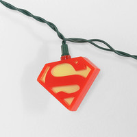 Superman String Lights - Urban Outfitters