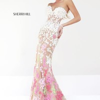 Sherri Hill 11134 at Prom Dress Shop