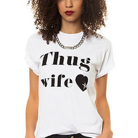 The Thug Wife Tee